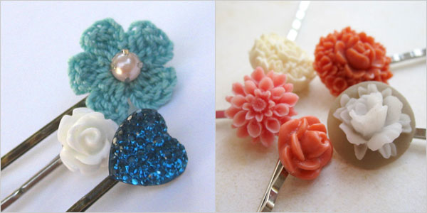 Adorable-Cute-Dazzling-Bobby-Pins-From-Etsy