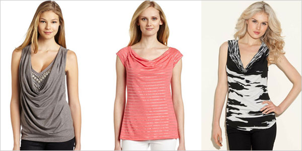 New-Look-Simple-Stylish-Trendy-Yet-Elegant-Cowl-Neck-Tops-For-Girls-F