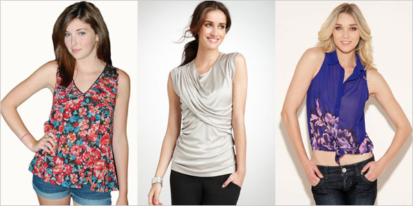 Simple-&-Stylish-Sleeveless-Shirts-&-Tops-For-Girls-F