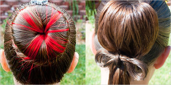 Peachy Girls Hair Amp Nail Style Girlshue Com Best Cute Simple Hairstyle Inspiration Daily Dogsangcom