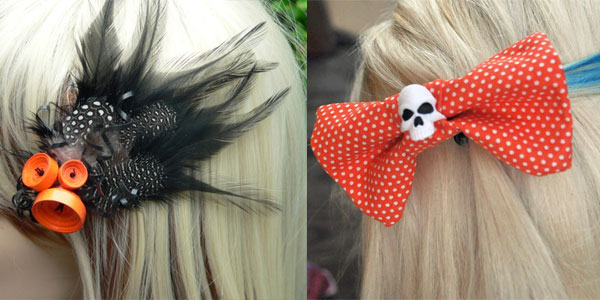 10-Scary-Yet-Creative-Halloween-Hair-Bows-Clips-Headbands-2012-For-Girls-Kids