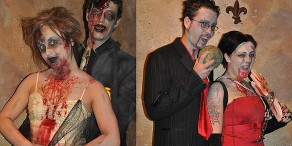 15 scary creative yet unique halloween costume ideas for couples girlshue