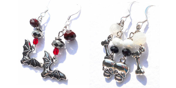 20-Best-Scary-Creative-Halloween-Earrings-Ear-Studs-Designs-2012-For-Girls-Kids