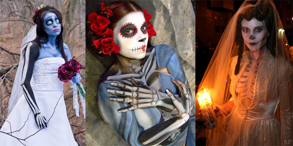 20 Best, Scary Yet Amazing Halloween Costumes 2012 For Teen