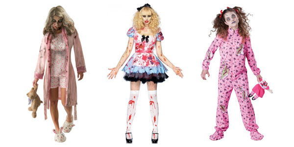 20 best unique creative yet scary halloween costume ideas 2012 for teen girls women girlshue