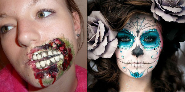 25-Best-Crazy-Scary-Halloween-Make Up-Looks-Ideas-2012-For-Girls-Women