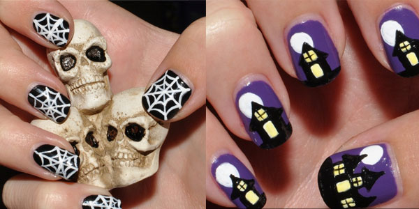 25-Simple-Easy-Scary-Halloween-Nail-Art-Designs-Ideas-Pictures-2012