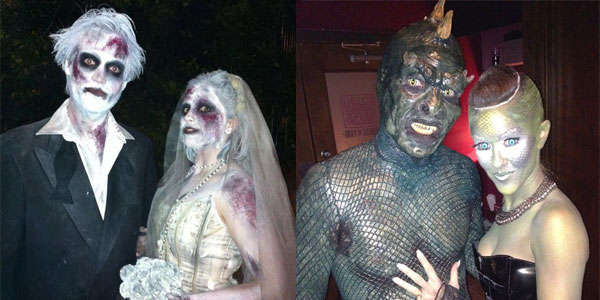 15 best creative yet scary halloween costumes 2012 for couples girlshue