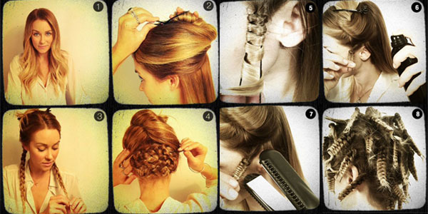 Best-Simple-Easy-Creative-Scary-Halloween-Hairstyle-Tutorials-For-Girls