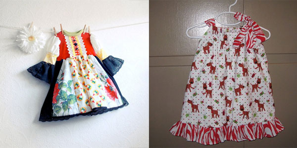 15 beautiful cute christmas dresses outfits 2012 for newborn baby girls toddlers kids girlshue