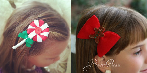 25-Best-Christmas-Hair-Clips-2012-For-Girls-Kids-Holiday-Accessories