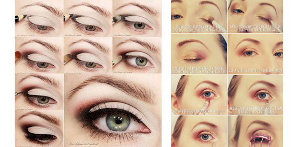 Amazing-Yet-Inspiring-Christmas-Party-Make-Up-Tutorials-2012-For-Girls