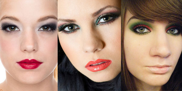 Awesome-Christmas-Party-Face-Make-Up-Looks-Ideas-2012-For-Girls
