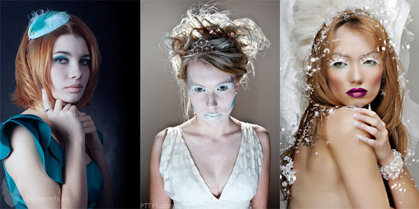 10-Frozen-Ice-Snow-Queen-White-Winter-Make-Up-Ideas-2012-For-Girls