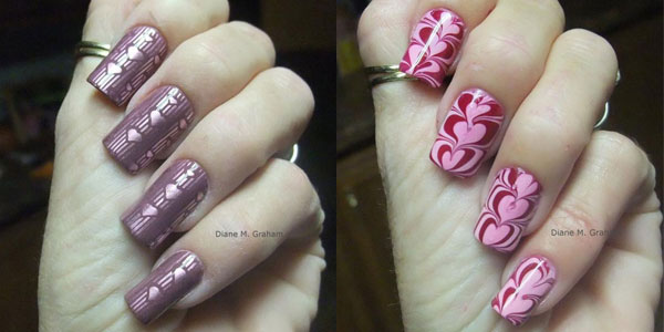 15 best valentines day nail art ideas designs 2013 for girls 15 best valentines day nail art ideas designs 2013 for girls girlshue prinsesfo Images