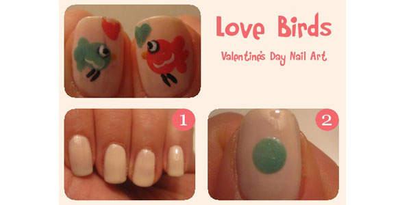 Valentines-Day-Nail-Art-Tutorial-2013-Love-Birds-Nails
