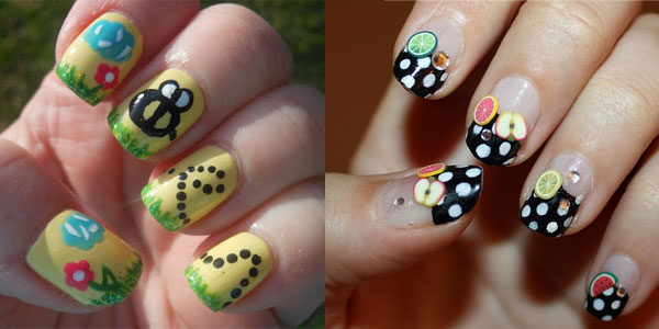 15-Amazing-Spring-Nail-Art-Designs-Ideas-2013-For-Girls