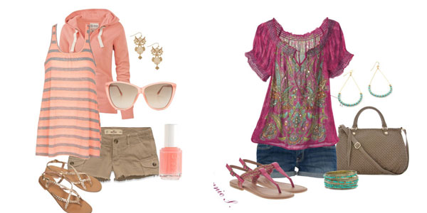 Latest-Cheap-Summer-Outfits-Dresses-2013-For-Girls