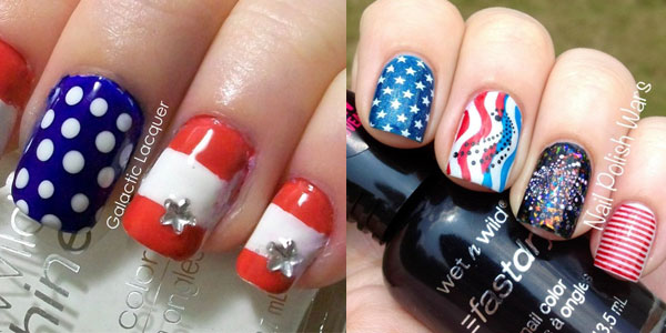 15 awesome 4th of july nail art designs ideas 2013 girlshue prinsesfo Gallery