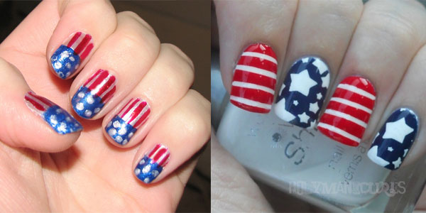 15-Inspiring-Fourth-Of-July-American-Flag-Nail-Designs-Ideas-4th-of-July-2013