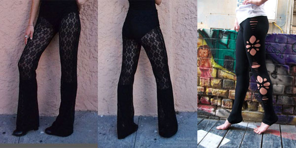 Amazing-Collection-Of-Black-Leggings-Tights-For-Girls-2013