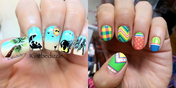 Gallery For gt Summer Nail Designs 2013