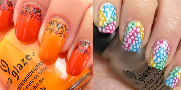 Stunning-Summer-Nail-Art-Designs-Ideas-For-Girls-2013