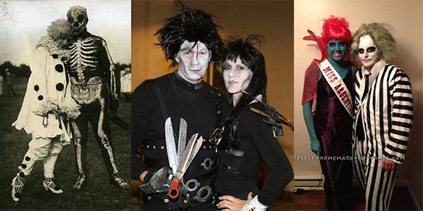 scary halloween costume ideas for couples 2013 2014 girlshue - Couple Halloween Costumes Scary