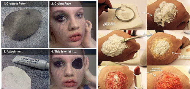 Amazing-Yet-Scary-Halloween-Make-Up-Tutorials-2013-2014-F