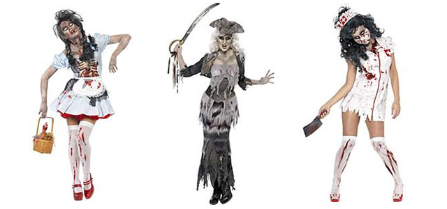 Unique-Yet-Scary-Halloween-Costume-Ideas-2013-2014-For-Girls-Women