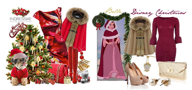 Amazing-Christmas-Party-Outfits-2013-2014-Polyvore-Xmas-Costumes-Ideas