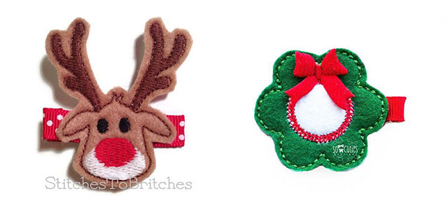 Inspiring-Christmas-Hair-Clips-For-Kids-Girls-2013-2014-Hair-Accessories-F