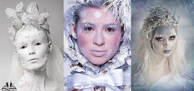 Amazing-Snow-Queen-White-Winter-Make-Up-Ideas-Looks-2013-2014