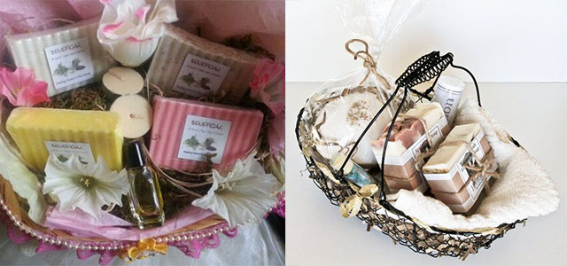 Cool Christmas Gift Basket Ideas 2013/ 2014 | Xmas Gifts | Girlshue