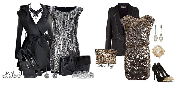 Cool-Polyvore-Casual-New-Year-Party-Outfits-For-Girls-2013-2014