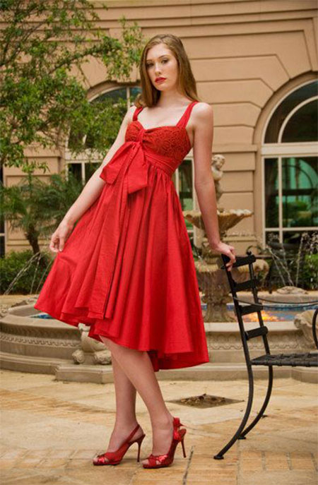 Amazing-Valentines-Day-Dresses-Outfit-Ideas-For-Girls-Women-2014-2