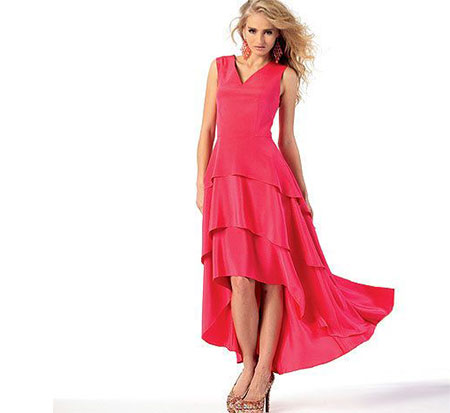 Amazing-Valentines-Day-Dresses-Outfit-Ideas-For-Girls-Women-2014-3