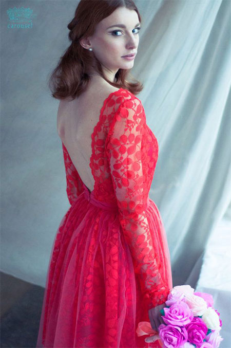 Amazing-Valentines-Day-Dresses-Outfit-Ideas-For-Girls-Women-2014-5