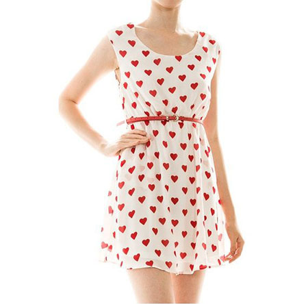 Amazing-Valentines-Day-Dresses-Outfit-Ideas-For-Girls-Women-2014-8