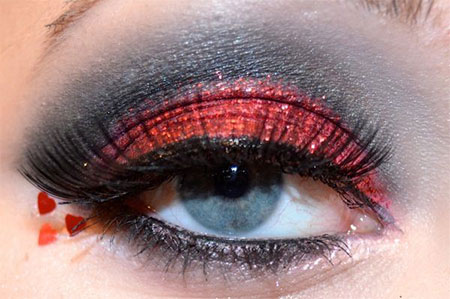 Amazing-Valentines-Day-Eye-Mak-Up-Looks-Ideas-2014-For-Girls-10
