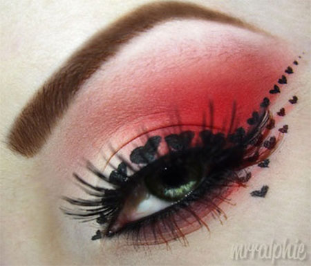 Amazing-Valentines-Day-Eye-Mak-Up-Looks-Ideas-2014-For-Girls-14