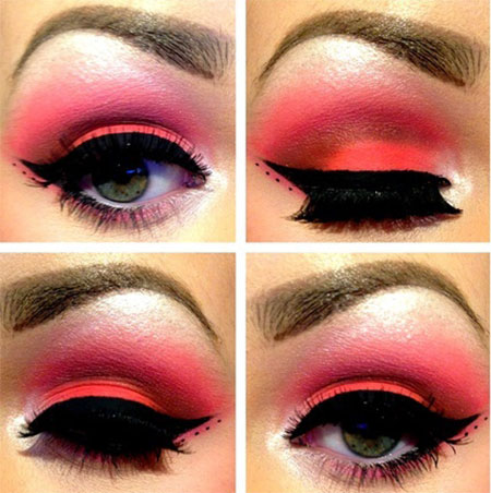 Amazing-Valentines-Day-Eye-Mak-Up-Looks-Ideas-2014-For-Girls-4