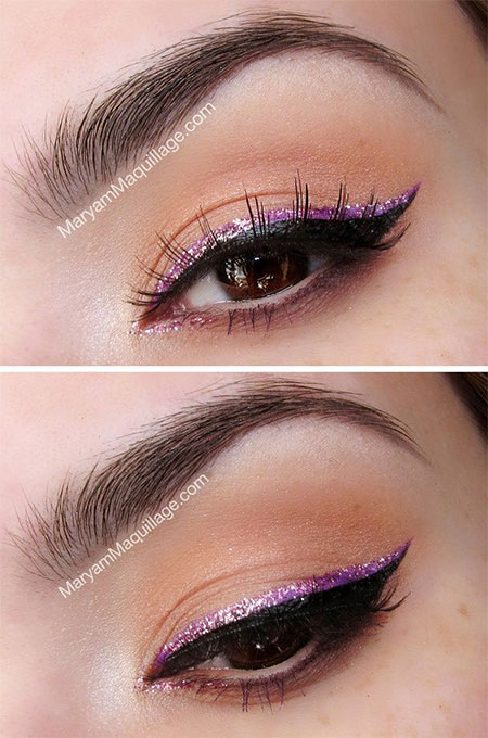 Amazing-Valentines-Day-Eye-Mak-Up-Looks-Ideas-2014-For-Girls-9