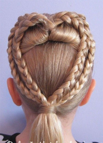 Best-Valentines-Day-Hairstyles-2014-For-Girls-Women-4