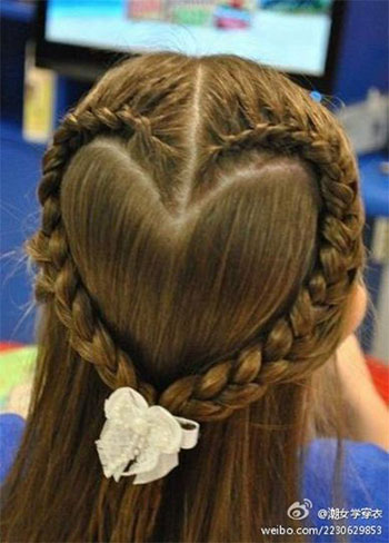 Best Valentine S Day Hairstyles 2014 For Girls Women Girlshue