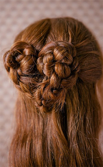 Best Valentine S Day Hairstyles 2014 For Girls Amp Women