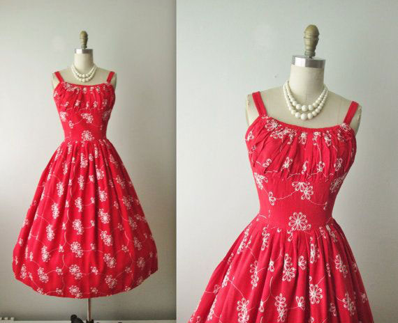 Best-Valentines-Day-Red-Dresses-For-Girls-Women-2014-11