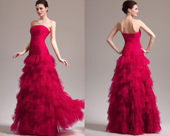 Best-Valentines-Day-Red-Dresses-For-Girls-Women-2014-2