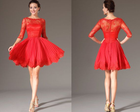 8d62d5b75c BEST VALENTINE S DAY RED DRESSES FOR GIRLS   WOMEN 2014 on The Hunt