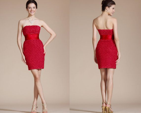 Best-Valentines-Day-Red-Dresses-For-Girls-Women-2014-5